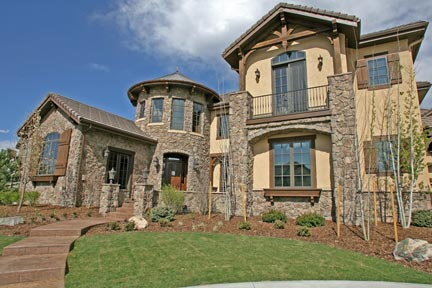 custom homes masterpiece custom builders