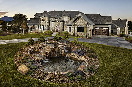 custom homes from Masterpiece Custom Builders