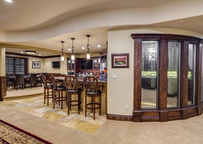 Bar and Wine Cellar
