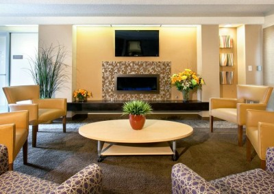 Rise Apartments Lobby