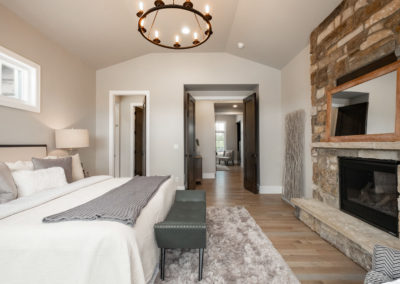 Colorado Golf Club Peregrine master bedroom