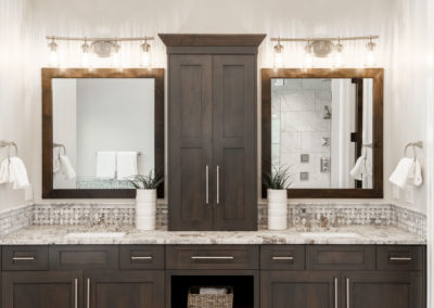 Colorado Golf Club Peregrine master bath vanity