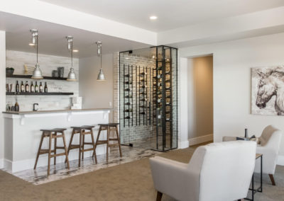 Bar and Wine Room